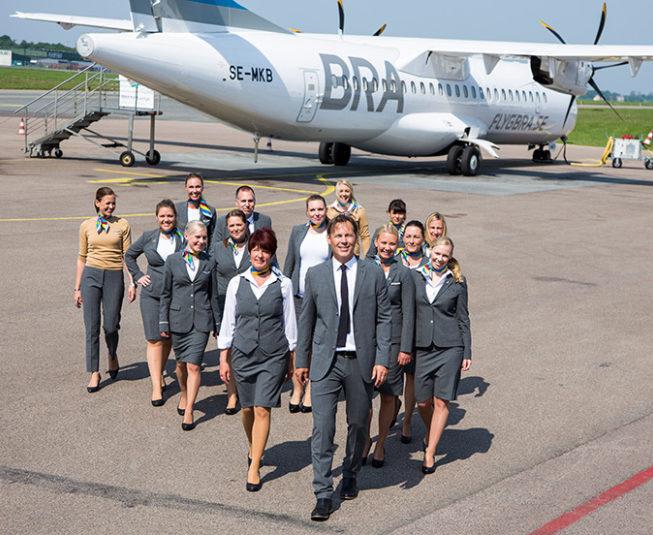 Braathens Regional Airlines - Braganza